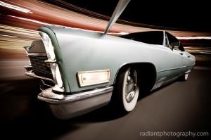 68 Cadillac motion rig