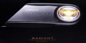 MINI Goodwood exterior detail.